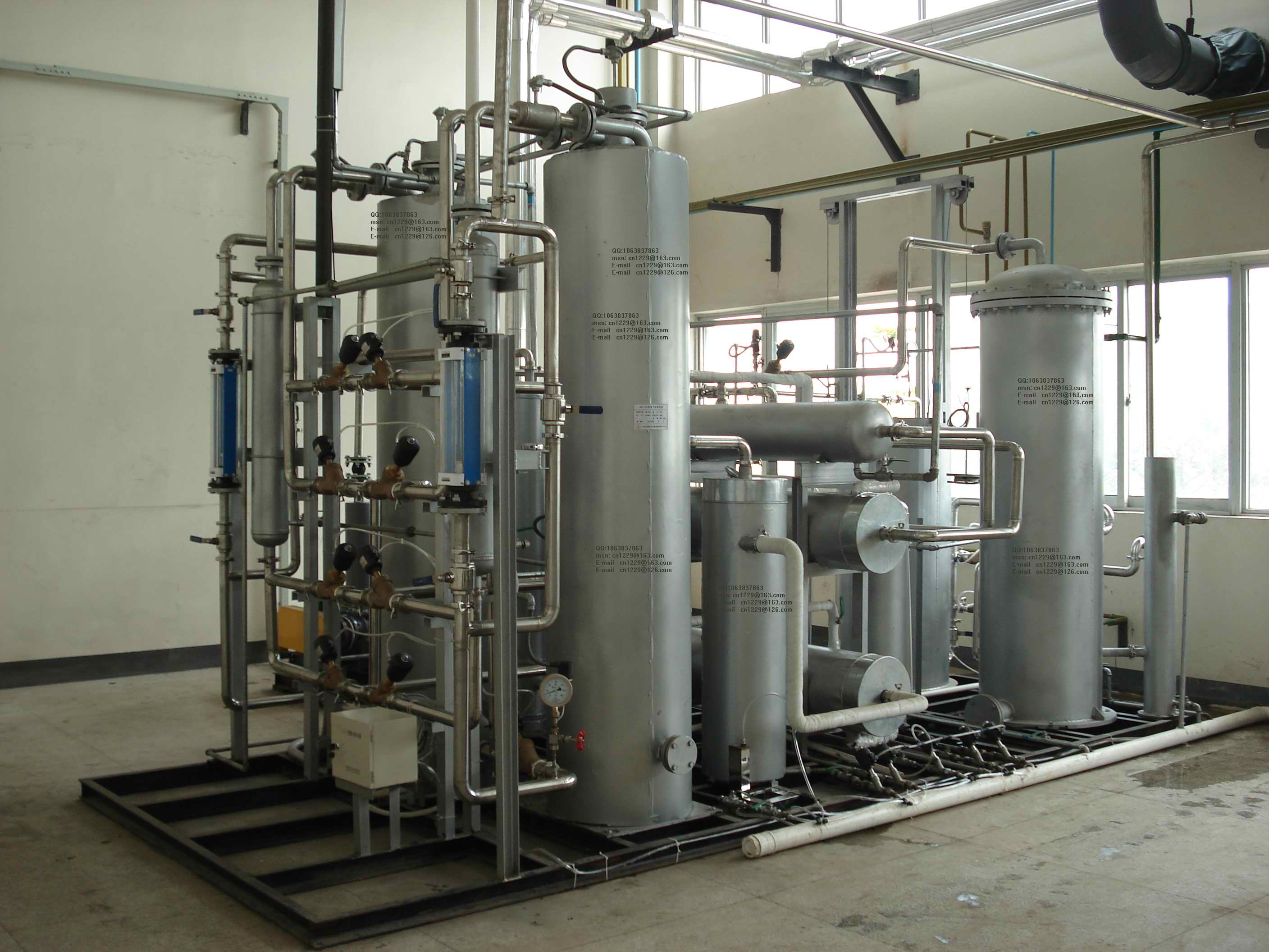 氢气纯化装置、Hydrogen purification devices