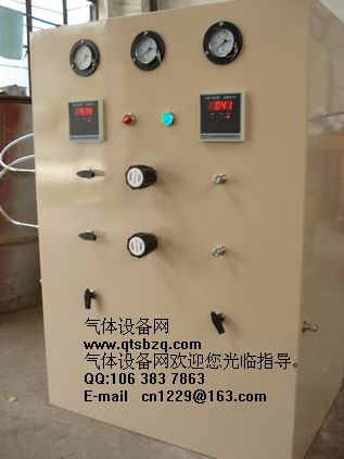 高精度自动配气设备、Precision automatic gas distribution equipment